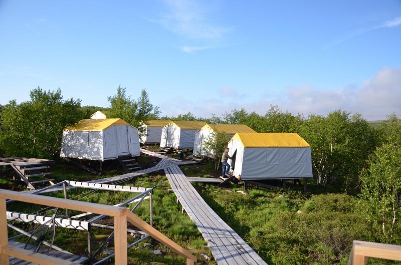 йоканьга палаточный лагерь30