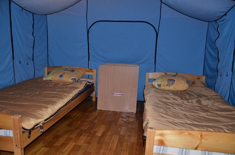йоканьга палаточный лагерь33