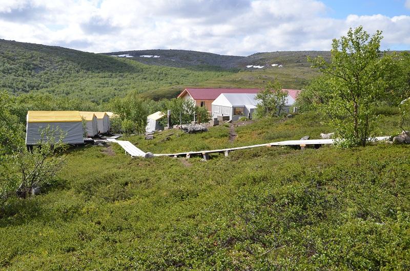йоканьга палаточный лагерь5