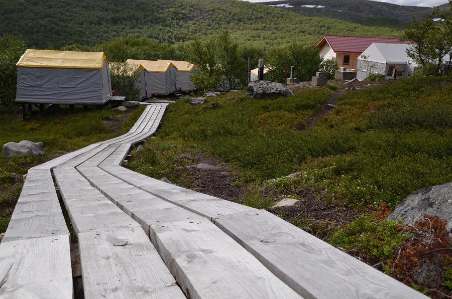 йоканьга палаточный лагерь6