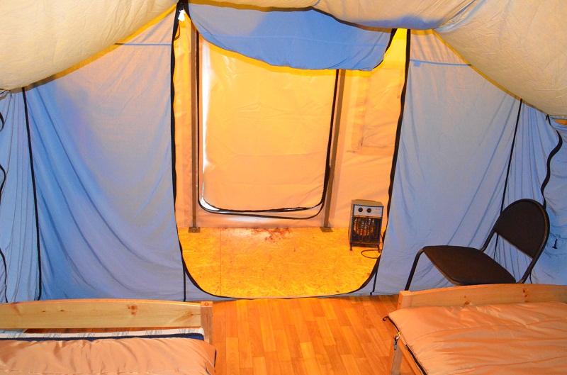 йоканьга палатка