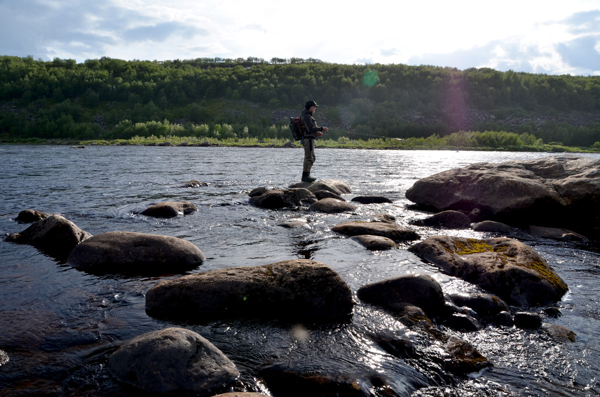 рыболовные туры в мурманске