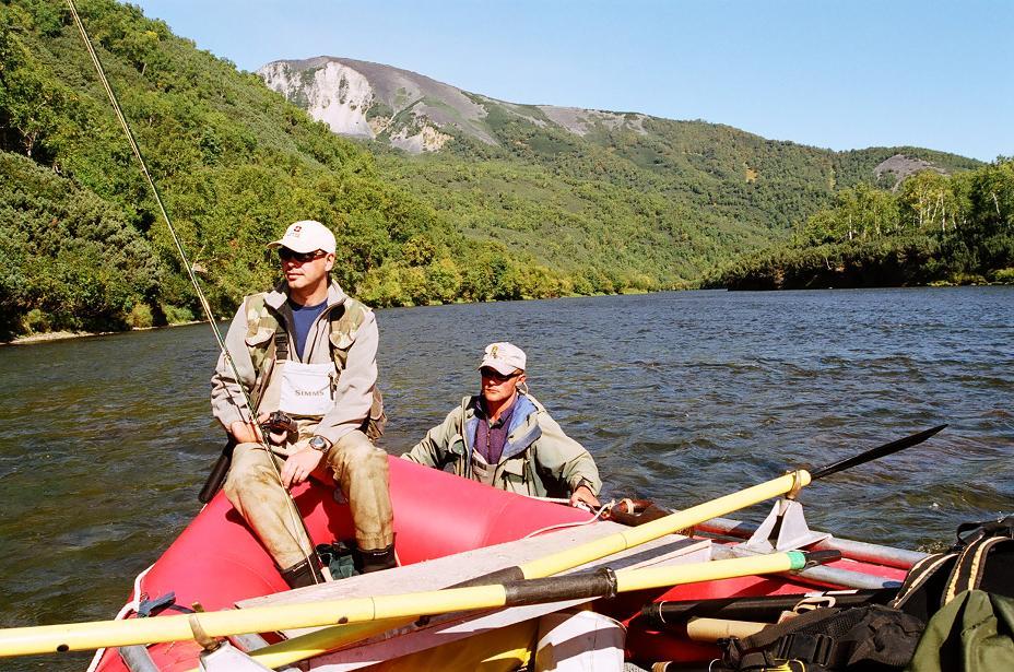 камчатская рыбалка туры