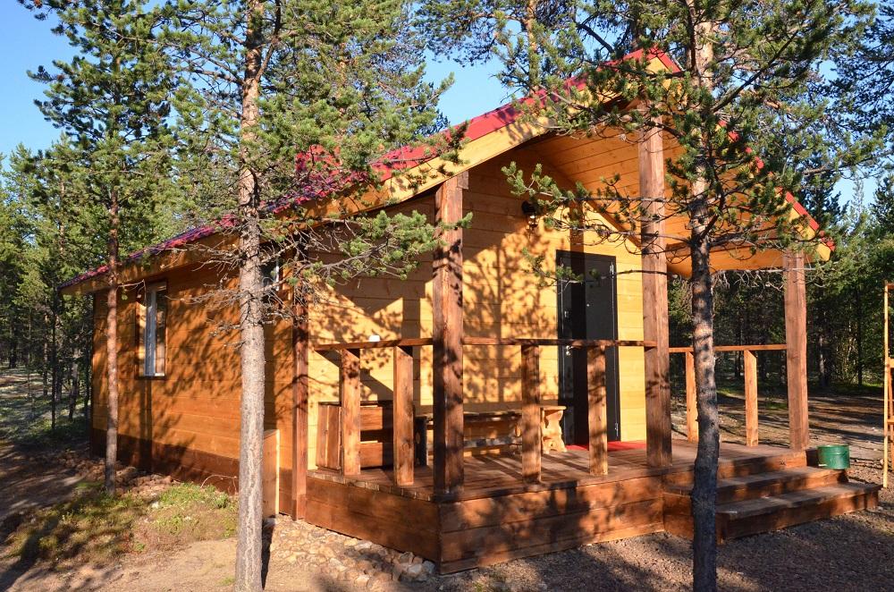 Лагерь Пача. прежние домики подверглись модернизации. Теперь здесь есть и душ и туалет. Двухместное размещение.