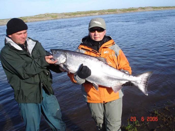 рыбалка и рыболовные туры на Камчатку