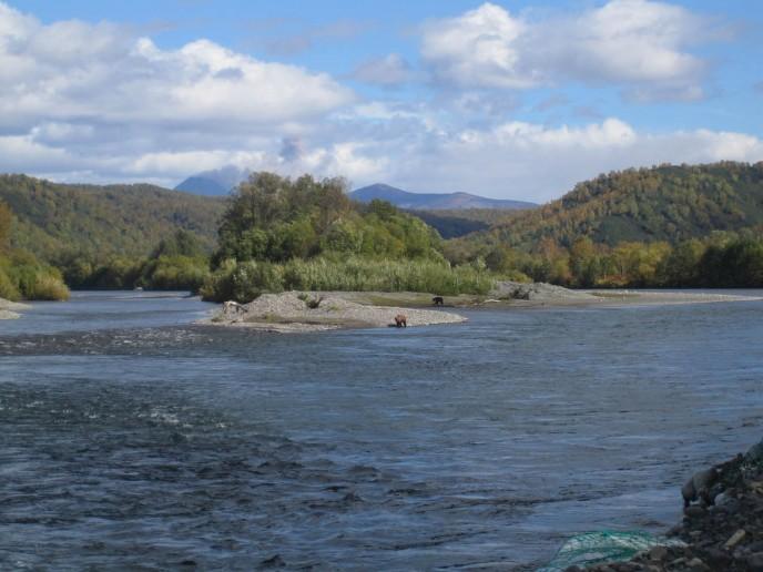рыбалка и рыболовные туры на Камчатку река Жупанова