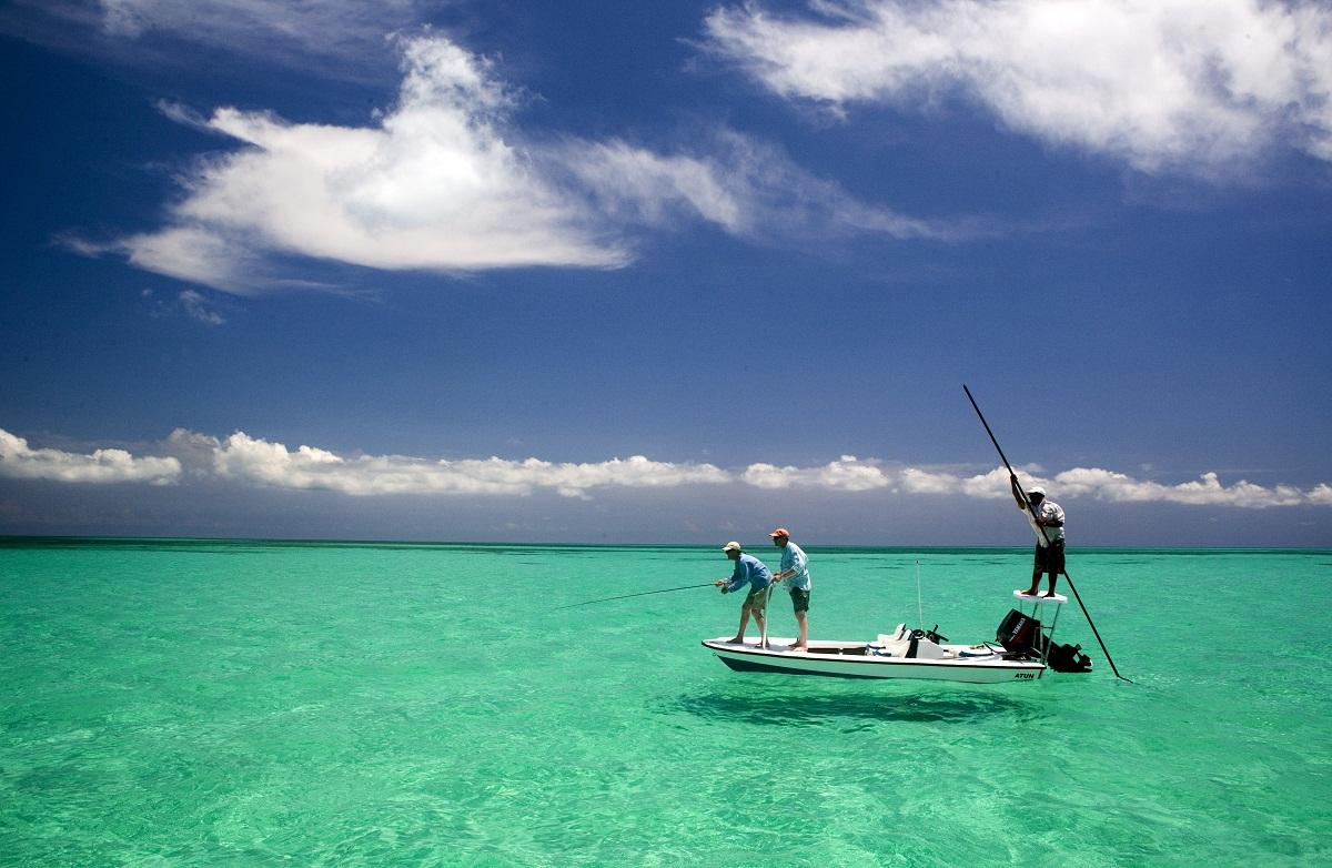 Туры на рыбалку за границу