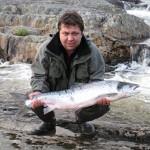 рыбалка и рыболовные туры на Кольский река Белоусиха
