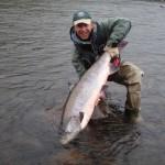 рыболовные туры Кольский полуостров река Харловка