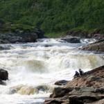 река Харловка