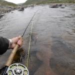 Рыбалка на Кольском полуострове. Рыбалка на реке Восточная Лица