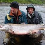 рыбалка и рыболовные туры Кольский полуостров река Харловка