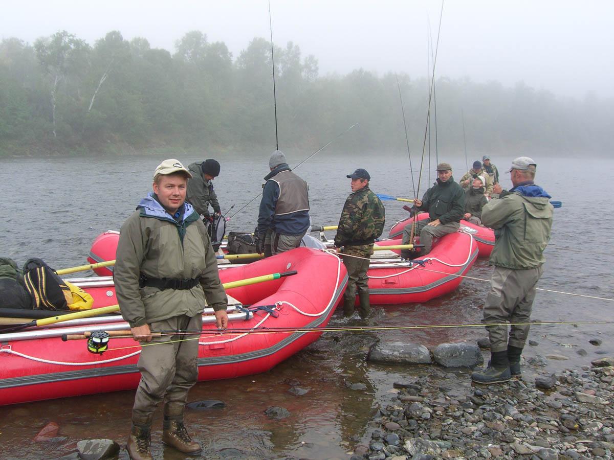 самостоятельные маршруты для рыбалки за
