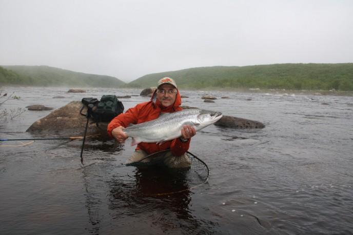Рыбалка и рыболовные туры Кольский полуостров, река Йоканьга
