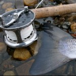 рыбалка на Кольском полуострове. реке Поной