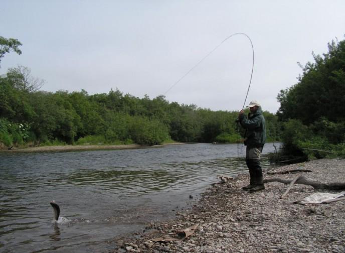 рыбалка и рыболовные туры на Камчатке.