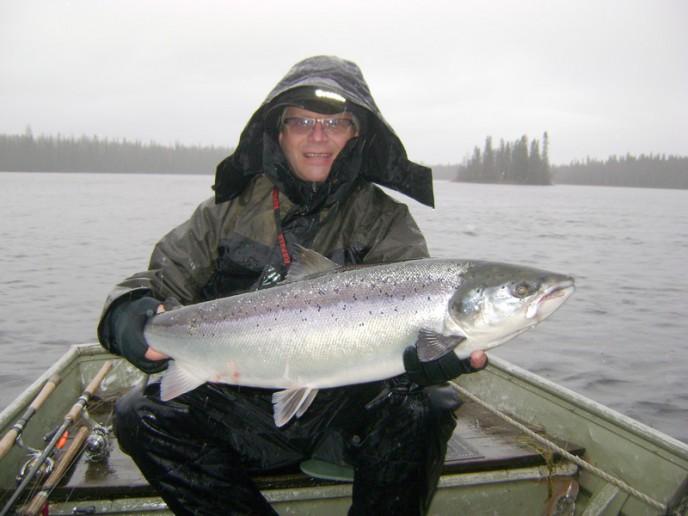 рыбалка на Кольском полуострове река Умба