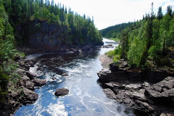 река пялица рыбалка