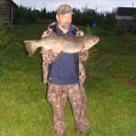 Рыбалка на Кольском полуострове. Рыбалка на кумжу.