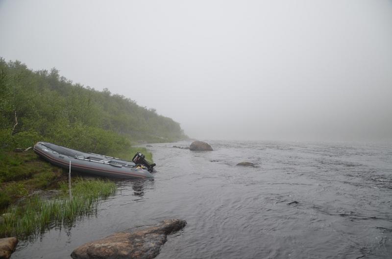 лодки для переправы