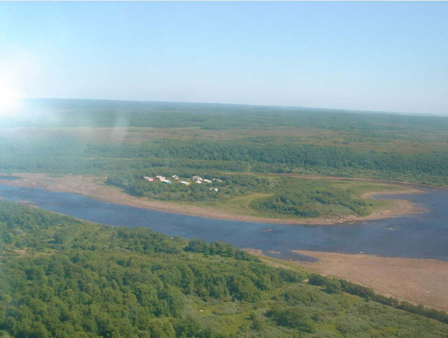 camp Strelna river 5