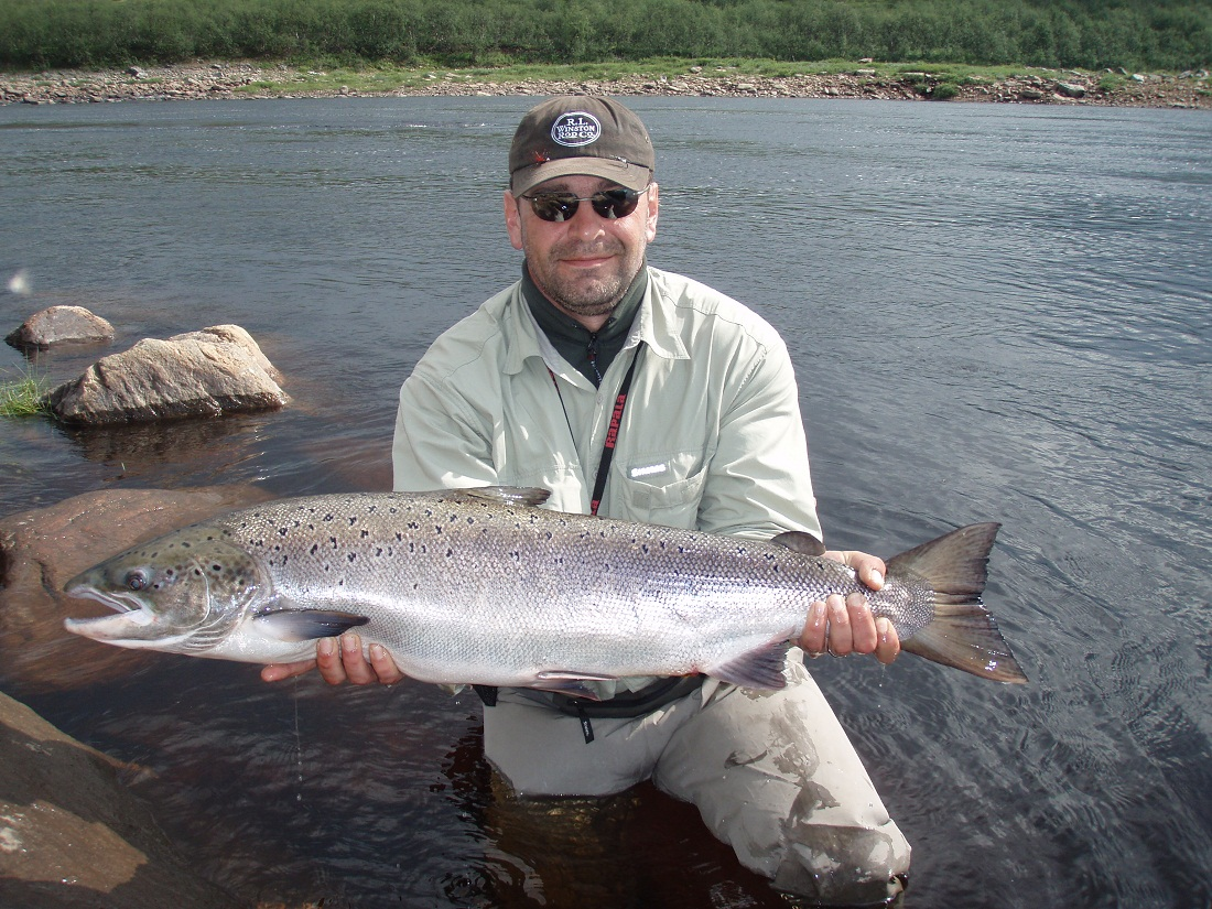 рыбалка на Йоканьге сплав по Йоканьге