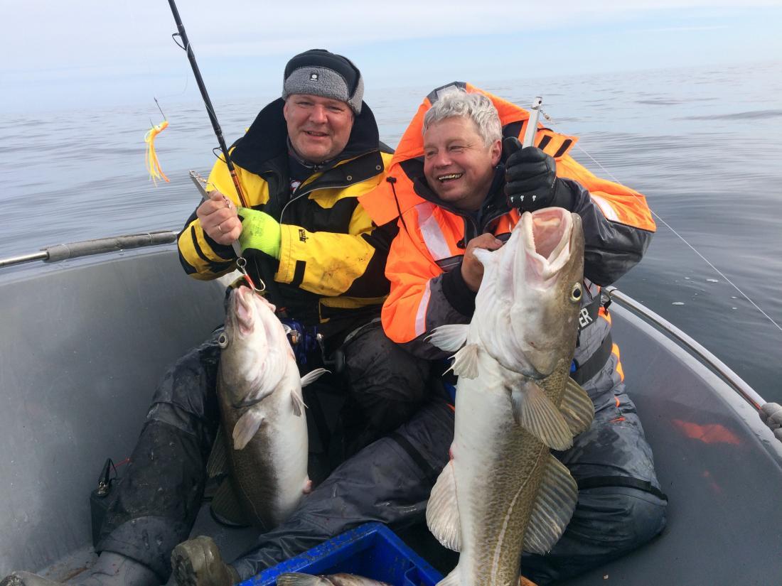 Рыбалка на Кольском полуострове, реке Печенга