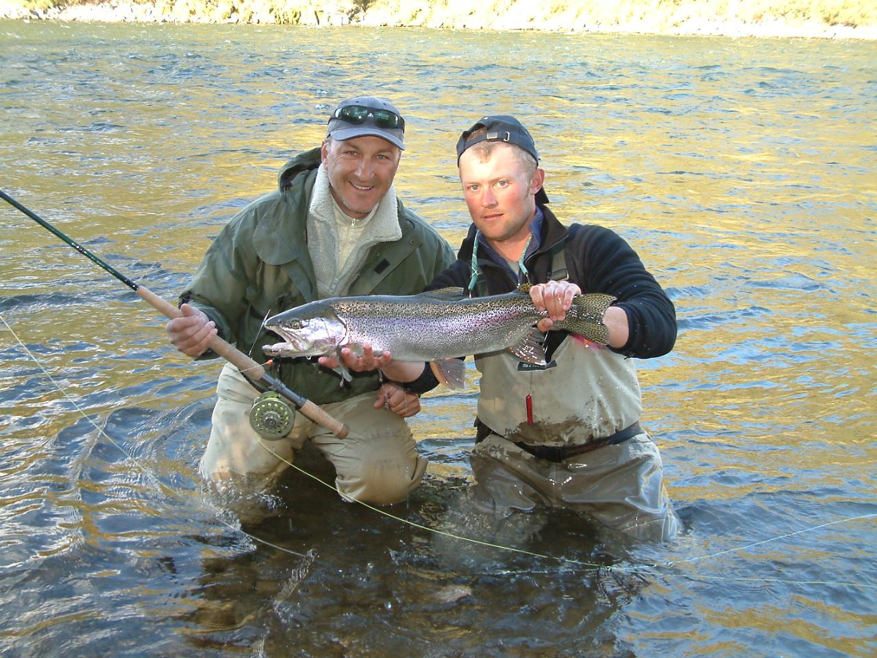несколько предложений о рыбалке