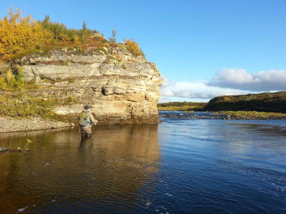 рыбалка в архангельской области река Великая