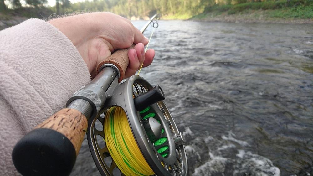 Рыбалка и рыболовные туры Кольский полуостров - река Печа.
